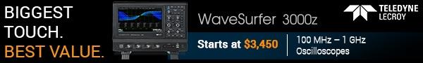 Teledyne/LeCroy - Wavesurfer 3000z - Biggest Touch - Best Value