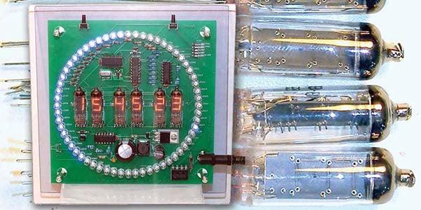 Buuld The Numitron 6-Digit Clock